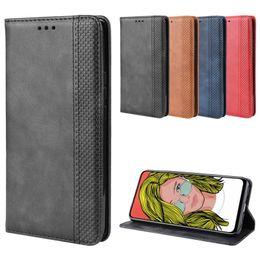 $enCountryForm.capitalKeyWord Australia - For Huawei P Smart Z Case Wallet Style Vintage Leather Phone Back Cover For Huawei P Smart Z SmartZ with Photo frame
