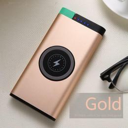 $enCountryForm.capitalKeyWord Australia - Fashion Portable Dual Input USB Output DC 5V 1A Fast Charge Home, Office, Outdoor Wireless Power 2-4mm Bank