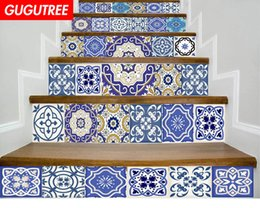 $enCountryForm.capitalKeyWord NZ - Decorate Home 3D return to the ancients cartoon art wall Stair sticker decoration Decals mural painting Removable Decor Wallpaper G-710