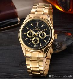 $enCountryForm.capitalKeyWord Australia - CHENXI Brands Top Luxury Gold Quartz Men Watch Stainless Steel Waterproof Male Wristwatch Famous Fashion Gift Clock Man Watches