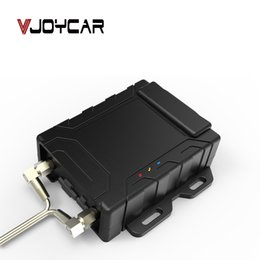 engines for bus Canada - VJOYCAR GVT800 Vehicle GPS GP Tracker Car Camera Location For Motorbike Bus Truck 3G Accelerometer Engine Cut Off Remotely
