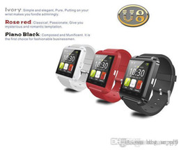 Bluetooth Smart Watch For Iphone Australia - wholesale cheap U8 smartwatch , U8 Bluetooth Smart Watch Phone Mate For Android&IOS Iphone Samsung LG Sony 2017