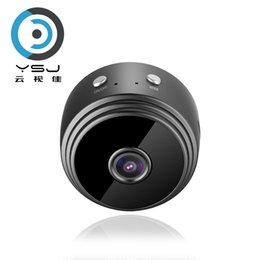 $enCountryForm.capitalKeyWord Australia - Upgraded A9 Micro Camera 4K HD wifi mini camera super 10m night vision ultra-small camera phone wireless remote monitoring built-in battery