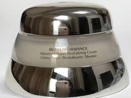 Top bio online shopping - Dropshipping Top Quality Japan brand Bio Performance Advanced Super Revitalizing Cream Moisturizing Cream ml piece
