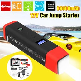 $enCountryForm.capitalKeyWord Australia - 99800mAh 12V 2USB Start Best 1000A Peaks Current Car Jump Starter Starting Power Bank Auto Battery Portable Pack