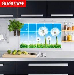 $enCountryForm.capitalKeyWord Australia - Decorate home 3D kitchen oil proof cartoon art wall sticker decoration Decals mural painting Removable Decor Wallpaper G-2569