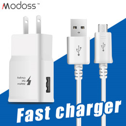 $enCountryForm.capitalKeyWord Australia - Fast Wall Charger 2.1A EU US Quick Adapter Kit with Micro Cable For Samsung S7 Note8