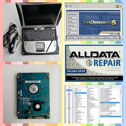 Discount alldata repair software installed laptop - alldata car repair soft-ware alldata 10.53 and m-itchell on demand 2in1 with 1tb hdd 2018 install version laptop cf19 re