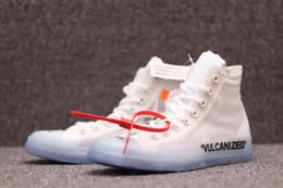 Toptan satış Oturum | Aynalar Vulkanize Kapalı Yakınsama Tuval 1970'ler Yıldız Kaykay Ayakkabı Tasarımcısı Beyaz Aynalar Moda Günlük Ayakkabılar Açık ayakkabı 36-45