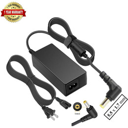 aspire adapter Canada - szhyon New Genuine 65W AC Charger fit for Acer Aspire E 17 E5-721 E5-722 E5-731 E5-774 E5-774G Laptop Adapter Power Cord