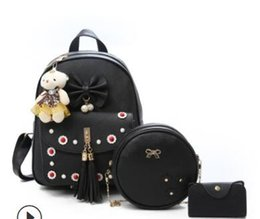 $enCountryForm.capitalKeyWord Australia - Zhenli's new PU leather lady's bag is fashionable and Korean style with simple backpacks and cross-border backpacks 01