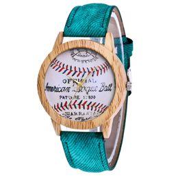 $enCountryForm.capitalKeyWord Australia - Fashion Unisex Watches Quartz Watch Clock Imitation Wood Case Display Dial Leather Straps Wirsrtwatch reloj mujer Retro Chic