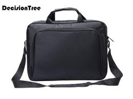 zipper clear bags 15 2019 - Top Selling Fashion Simple Men Business Briefcase Bags High Quality Casual Men Shouler Messenger Bags For 15 Laptop LFB4