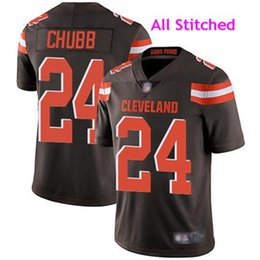 SpringS Store online shopping - Mens Odell Beckham Jr Baker Mayfield Browns Jersey Myles Garrett Nick Chubb Cleveland team cool edition Sports football jerseys store