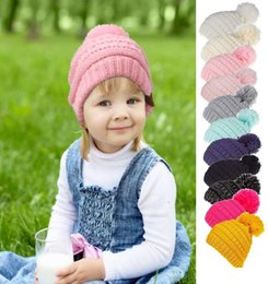 $enCountryForm.capitalKeyWord NZ - Soft Baby Hat Autumn Winter Boys Girls Warm Hats Cap Newborn Infant Candy colour knitted Hat Beanies Cotton Kids Accessories