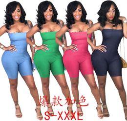 Diseñador de las mujeres mono mono gallus mameluco atractivo moda elegante mono delgado jersey clubwear klw0549 en venta
