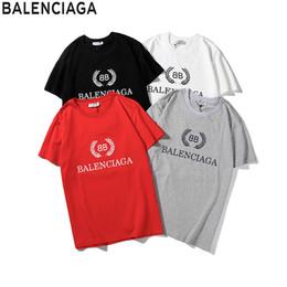 $enCountryForm.capitalKeyWord NZ - Summer Lovers Pure cotton T-shirt brand Superior quality Embroidery Straight Fashion Men Women Tees Cotton Hero Man Apparel 3520#