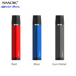 $enCountryForm.capitalKeyWord Australia - 100% Original SMOK INFINIX 2 Kit 15W Box mod Built-in 450mAh battery 2ml capacity Infinix Pod Cartridge