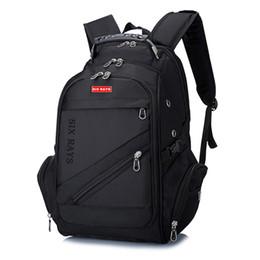 "$enCountryForm.capitalKeyWord UK - Brand Swiss Laptop 15""backpack External Swiss Computer Backpacks Anti-theft Backpack Waterproof Bags For Men Women Backpack MX190709"