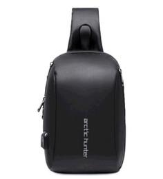 75281c5c12 New Style Men s Chest Shoulder Bag Crossbody Bag Large Multi-Function Small  Backpack Fashion Korean Version