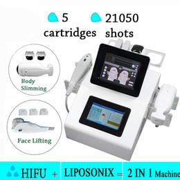 Machine sliM shaper online shopping - HIFU Face Lift Shaper Liposonix body slimming machine ultrasound portable machines sale hifu in