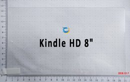 $enCountryForm.capitalKeyWord Australia - For Kindle DH 8inch Tablet PC Tempered Glass Screen Protector with paper package