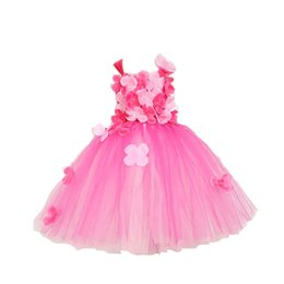 $enCountryForm.capitalKeyWord UK - hot sale Girls Party TUTU Dress dance Costumes christmas new year bithday Dresses For Kids
