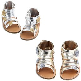 Best Kids Summer Shoes Australia - summer kids Buckle strap walker shoes sandals Baby best first walkers shoes 2019 new summer designed tassel shoes baby girl