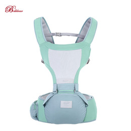 Hip seat carrier online shopping - Bethbear Newborn Waist Stool Months Ergonomic Design Baby Carrier Infant Sling Backpack Hip Seat Y190522