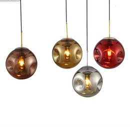 $enCountryForm.capitalKeyWord NZ - Nordic Creative Personality Glass Ball Pendant Light Personality Bedroom Lighting Creative Restaurant Droplight