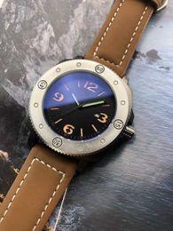 2018 Мода Италия Марка мода maserati повседневная кожа часы VOLARE женщины мужчины 45 мм бизнес кварцевые часы Наручные часы на Распродаже