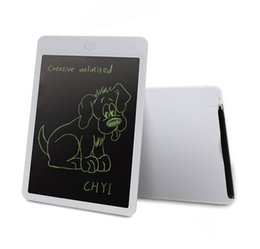 Tablet Inches Australia - 10 Inch Mini LCD Writing Screen Tablet Drawing Handwriting Board Digital Tablet Portable + Stylus Pen Graphics Pad For Kids