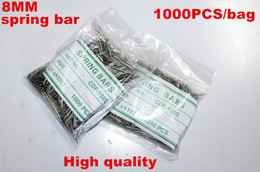 watches for parts repair tools kits NZ - Wholesale 1000PCS   bag High quality watch repair tools & kits 8MM spring bar watch repair parts -041291
