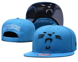 fallen hats Australia - Men's Panthers All Teams Baseball Cap Brand Fan's Sport Adjustable Caps Casual leisure hats Solid Color Fashion Snapback Summer Fall hats