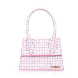 Mini moda al aire libre de la aleta doblada mini bolso de hombro bolsa de Le Chiquito enrejado de la tela escocesa de cuero de la PU mini Caminar Mostrar bolsa en venta