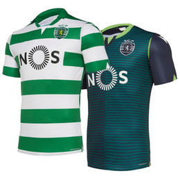 Wholesale soccer uk online – design SCP authentic football jerseys Sporting Clube de Portugal jersey island uk BRUNO FERNANDES BOST LUIZ PHELLYPE Sporting Lisbon soccer shop