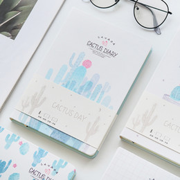 "$enCountryForm.capitalKeyWord Australia - ""cactus Diary"" Hard Cover Notepad Beautiful Cute Notebook Journal Office Supply Stationery Gift"
