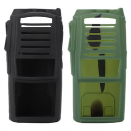 Case For Walkie Australia - Baofeng uv-5r Soft Silicone Two-Way Radio Holster Case Protection for Baofeng UV82 Walkie Talkies Walkie-Talkie 2 Way Radio