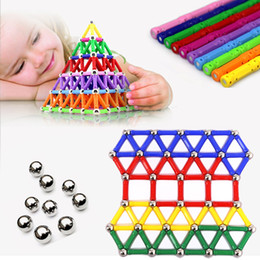 $enCountryForm.capitalKeyWord Australia - 103pcs 157pcs set Creative Magnetic Toy Design Blocks Child Intelligence Educational Magnetic Toys Stick Favorite Gift Block Toy Y190606