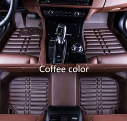 $enCountryForm.capitalKeyWord Australia - Applicable to Kia KX5 2016-2017 car floor mat front and rear pad accessories non-slip waterproof leather carpet car mat