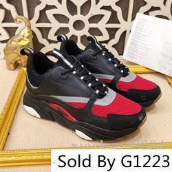 casual shoes luxury style Australia - Luxury Unisex Style High Quality Designer Latest Fashion B22 sneakers Women Men s Casual Shoes Size 35-44 Brand NM189608