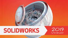 SolidWorks 2019 с пакетом обновления 1 (SP1), полноязычный премиум на Распродаже