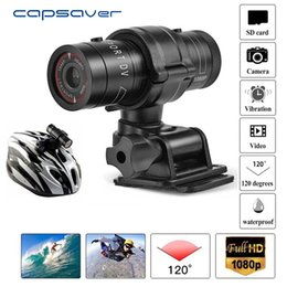 $enCountryForm.capitalKeyWord NZ - capsaver Waterproof 1080P Camera Action DVR Sports Camcorder Bike Motorcycle Helmet Video Recorder 120 Degree Wide Angle