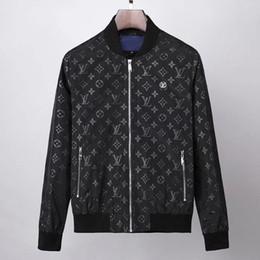 Wholesale jacket face resale online – 2020 Hot Mens luxury designers jackets Long Sleeve windbreaker windrunner Men Zipper Waterproof Jacket face north Hoodie coats clothes