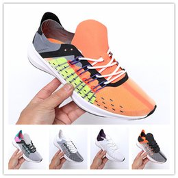 Boots Shock Australia - Exp-X14 mens designer shoes cicada wings shock absorber cushion Black White womens running shoes sneakers trainers jogging mens sport shoes