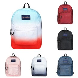 Laptop Travelling Bag Australia - Women's Fashion Color Laptop Backpack Women Solid Small Cute Backpack Travel Schoold Bags For Women Back Pack bagpack Female