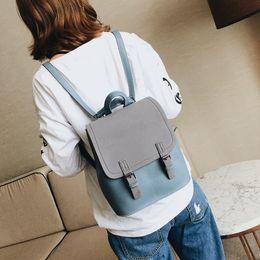 $enCountryForm.capitalKeyWord Australia - Tassel Women Small Backpack PU Leather Backpack Cute School Bags for Girls Fashion Shoulder Bag Female Backpack