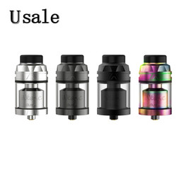 Rta coils online shopping - Augvape Intake Dual RTA ml ml Tank Dual Coil Airflow System Liquid Leak proof Design Original