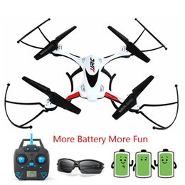 helicopter boxed Australia - RC Drone Waterproof Resistance To Fall Quadrocopter One Key Return 2.4G 6Axis RC Quadcopter RC Helicopter VS JJRC