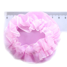 $enCountryForm.capitalKeyWord Australia - Hair Headpiece Hairnet Children Ballet Dance Net Pocket Hair Invisible Headdress Headband Headwear Girl Accessories